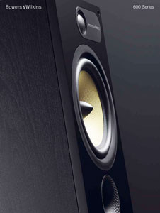 Bowers and Wilkins 600 Series 2007
