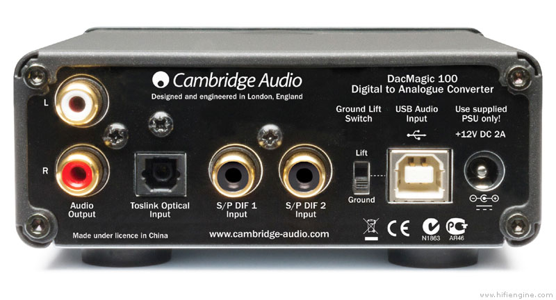cambridge audio dacmagic 100 manual digital to analogue rh hifiengine com cambridge audio dacmagic plus manual pdf cambridge audio dacmagic plus manuel