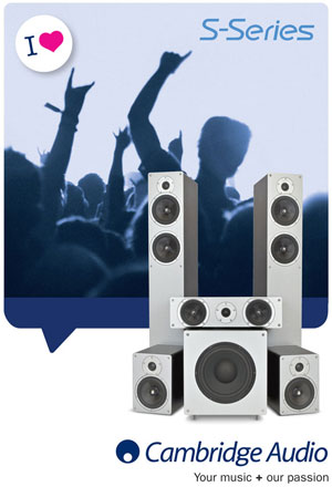 Cambridge Audio S-Series