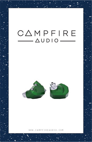 Campfire Audio Audiophile Earphones