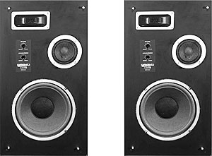 Cannon Tls 1032 Manual 3 Way Loudspeaker System Hifi
