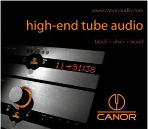 Canor High-End Tube Audio