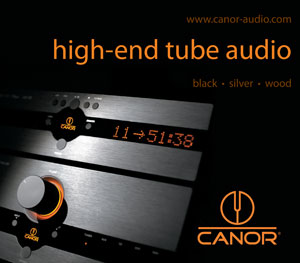 Canor High-End Tube Audio 2011