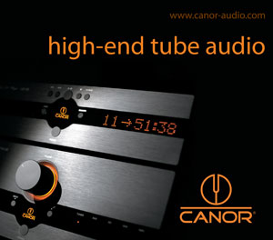 Canor High-End Tube Audio 2012