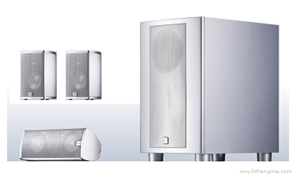 Canton Movie CD 102 - Manual - Loudspeaker System - HiFi ...