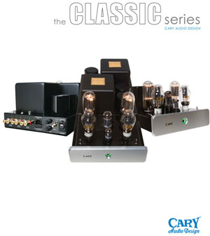 Cary Audio Design Classic Series