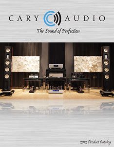 Cary Audio Design Products 2012