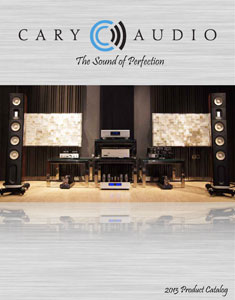 Cary Audio Design Products 2013