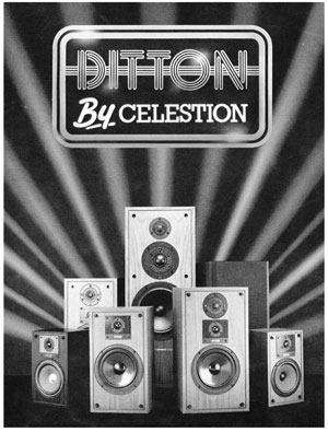 Celestion Ditton