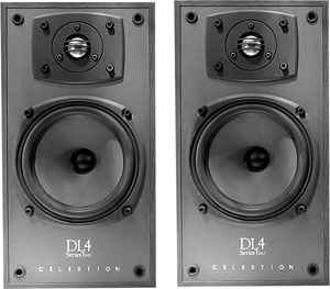 Celestion Dl4 Manual Loudspeaker System Hifi Engine