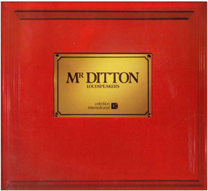 Celestion Mr Ditton Loudspeakers