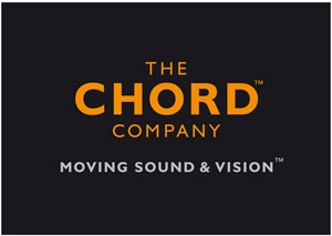Chord Company Moving Sound and Vision