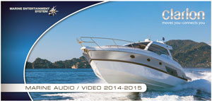 Clarion Marine Audio Video