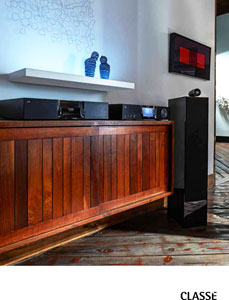 Classe Audio Products 2016