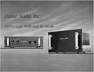 Classe Audio Technology Reflected in Music