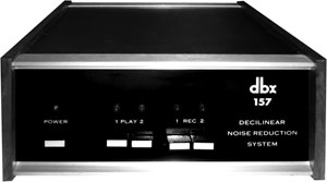 DBX 157 - Manual - Declinear Noise Reduction System - HiFi Engine