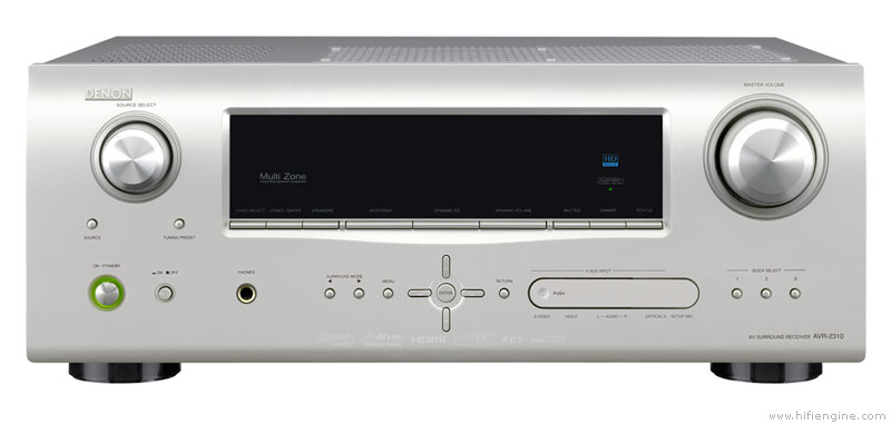 Denon AVR-2310 - Manual - AV Surround Receiver