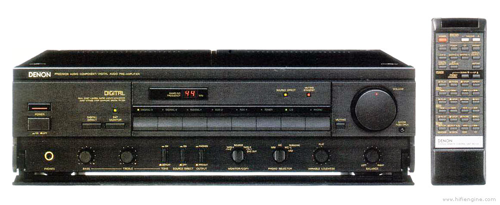 Power Denon UPO 99 Denon_dap-2500a_digital_audio_preamplifier