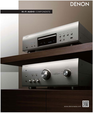 Denon HiFi Audio Components