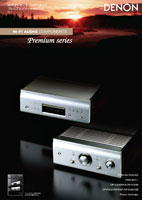 Denon HiFi Audio Components 2013