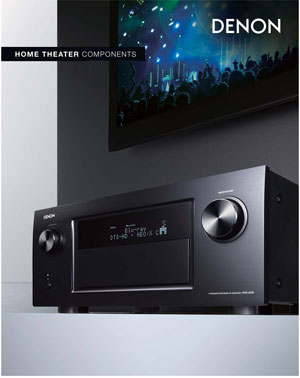 Denon Home Theater Components