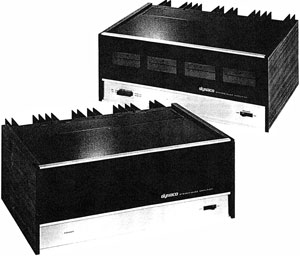 Dynaco QSA-300 - Manual - Stereo / Quad Power Amplifier