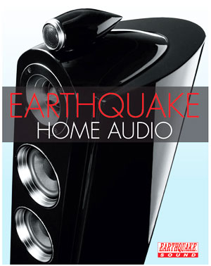 Earthquake Sound Home Audio