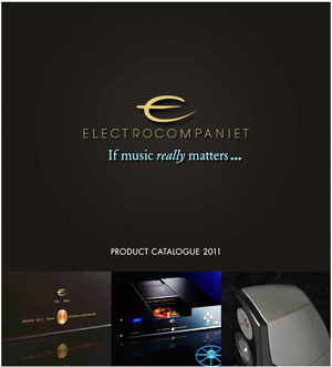 Electrocompaniet Products