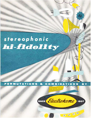 Electrohome Stereophonic High Fidelity