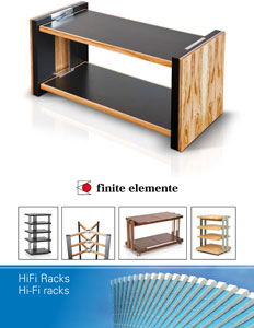 Finite Elemente HiFi Racks 2010
