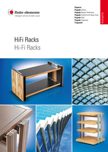 Finite Elemente HiFi Racks 2011