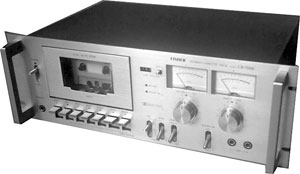 Fisher CR-7000