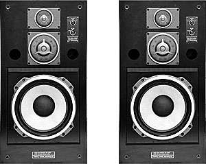 Fisher Ste 1200 Manual 3 Way Loudspeaker System Hifi