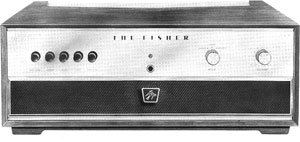 fisher x 101 c manual stereo integrated tube amplifier. Black Bedroom Furniture Sets. Home Design Ideas