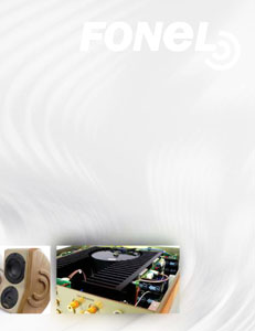 Fonel Audio Products 2013