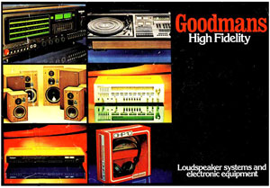 Goodmans High Fidelity