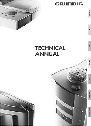 Grundig Technical Annual