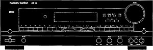 Harman Kardon AVR100
