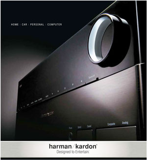 Harman Kardon Home Car Personal Computer