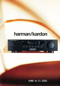 Harman Kardon Home HiFi 2000