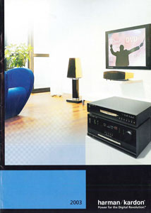 Harman Kardon Home HiFi 2003