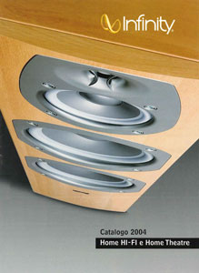 Infinity Home Hi-Fi and Home Theatre 2004