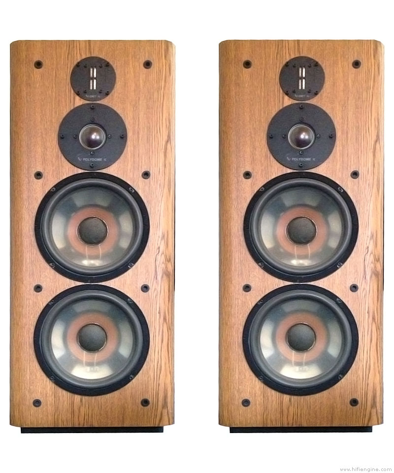 Infinity Rs 6000 Manual Loudspeaker System Hifi Engine