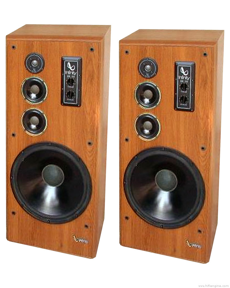 Infinity Sm 155 Manual Studio Monitor Series