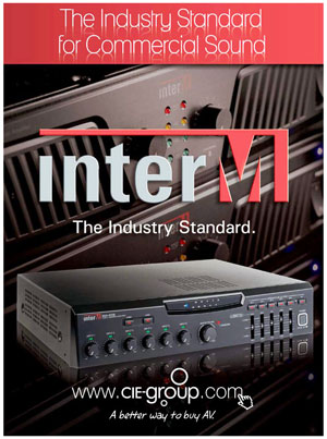 Inter-M The Industry Standard