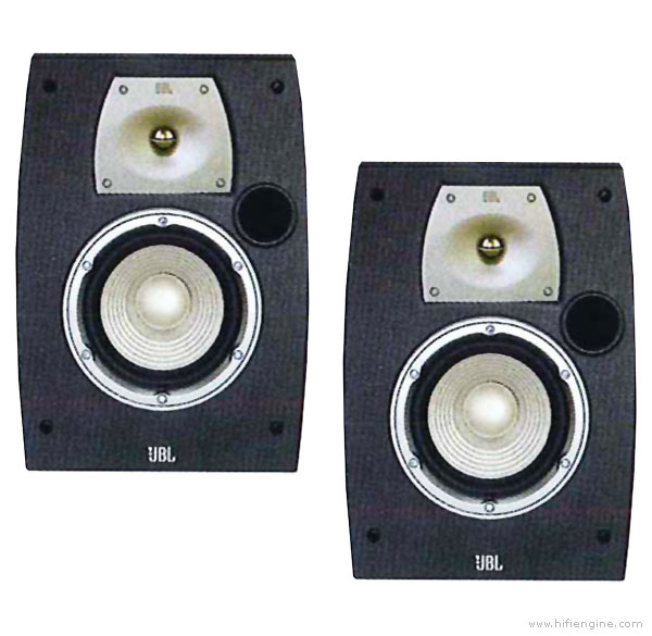 Jbl northridge series N24 manual