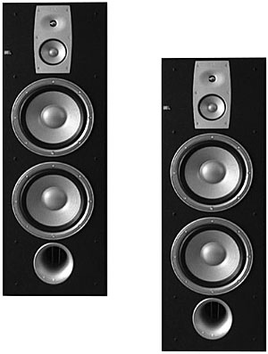 Jbl Nd310 Manual Floor Standing Loudspeaker System