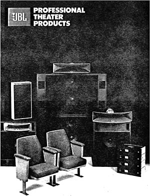 JBL Professional Theater Products