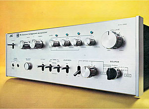 Quadraphonic Amplifier