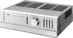 Jvc A X7 Manual Stereo Integrated Amplifier Hifi Engine